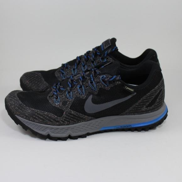 207fc3118e7f Nike Air Zoom Wildhorse 3 GTX Gore-Tex Hiking Shoe.  M 5bad9d79035cf1698b321c64